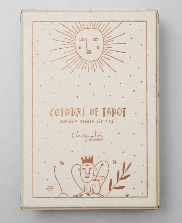 Colours of Tarot