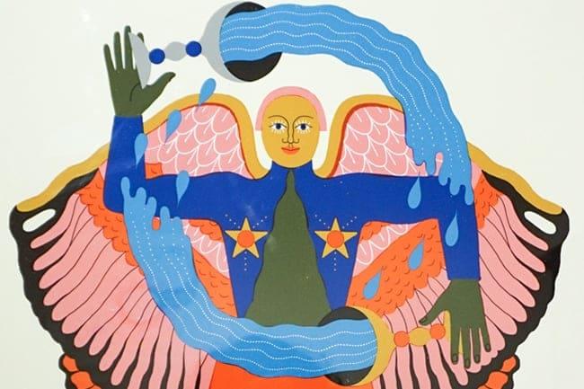 Ilustración Sonia Pulido La Templanza