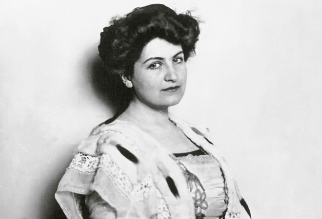 Alma-Mahler
