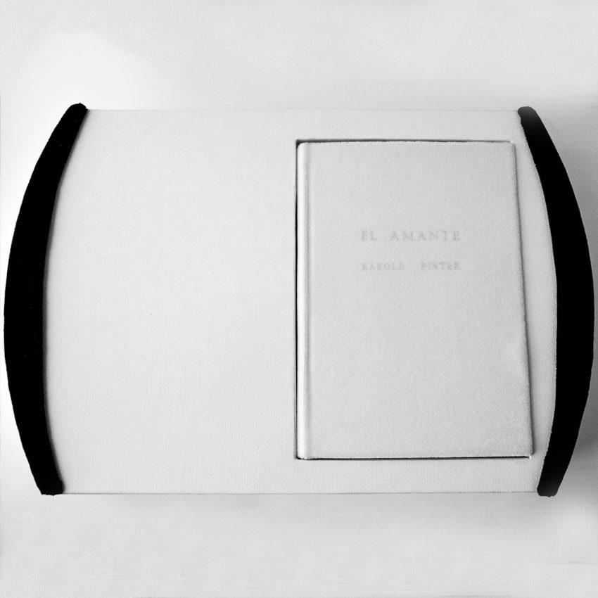 Libro de artista de Merce Soler Pausa