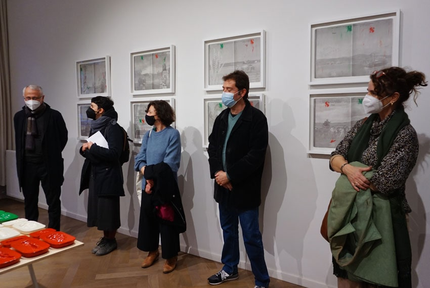 Presentación de la publicación Ubi Consistam de Marina Sagona