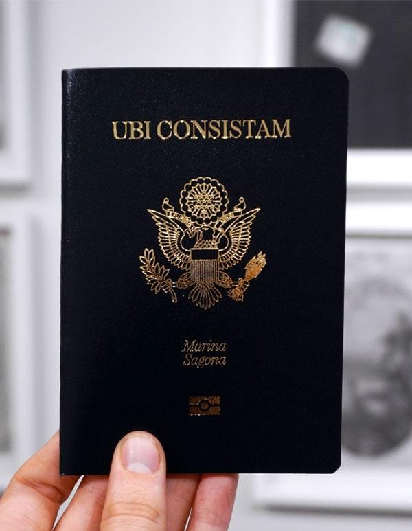 Publicación Ubi Consistam Marina Sagona