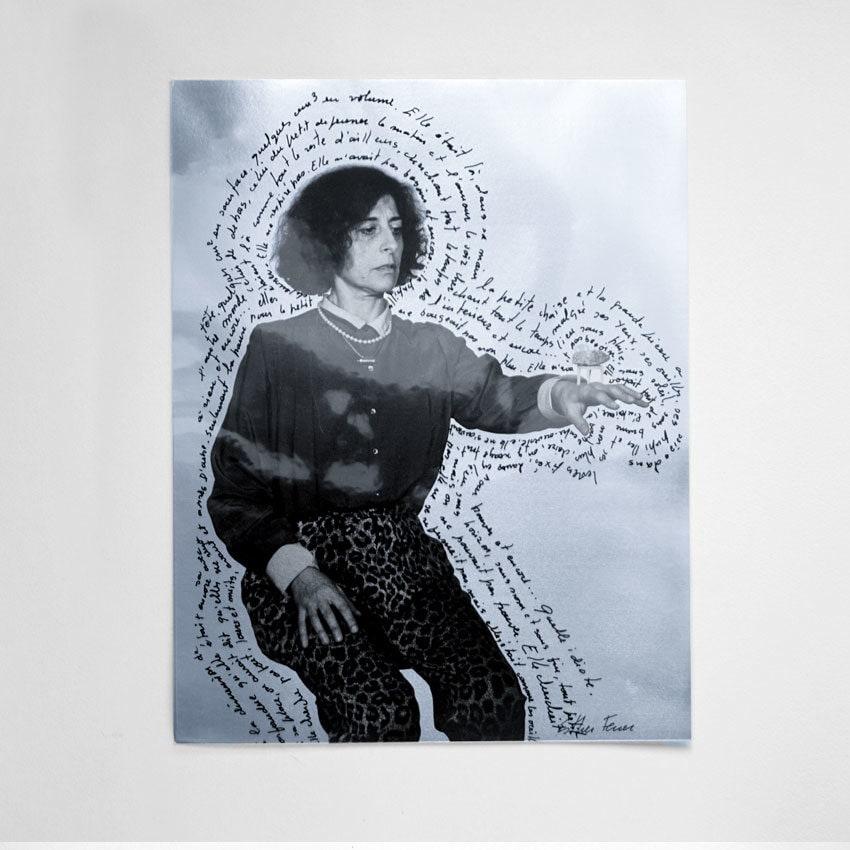 Ella estaba allí-Esther Ferrer