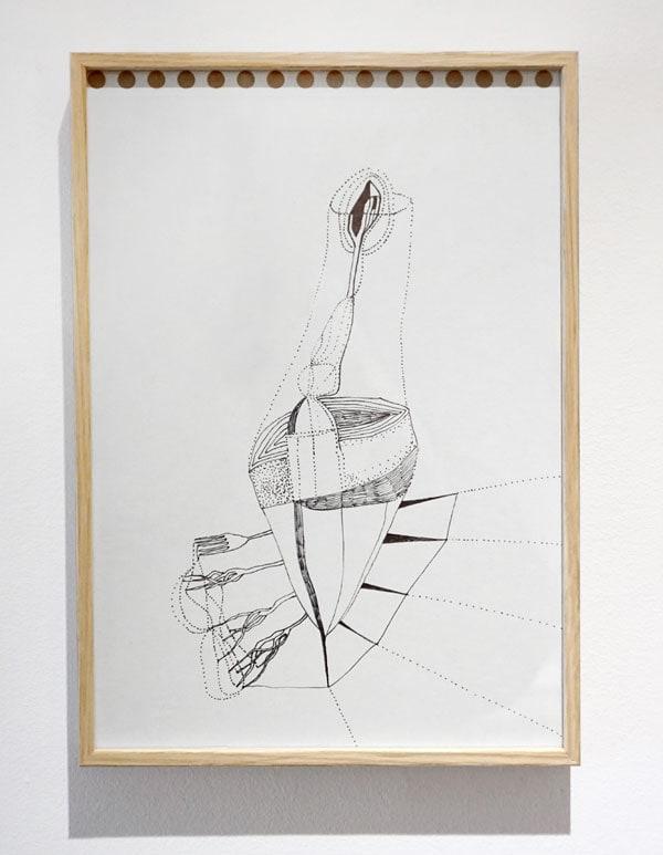 Drawings by Jaro Varga
